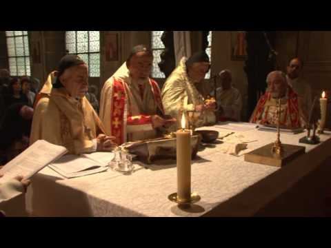 Ordination diaconale selon le rite syrien catholique à saint Ephrem à Paris - 3 juin 2012 - HQ