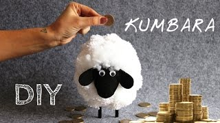 Gambar cover Kendin Yap KUMBARA/ DIY PIGGY BANK