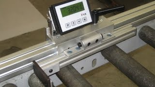 Kentucky Gauge Md10d Low Cost Stop System With Bandsaw