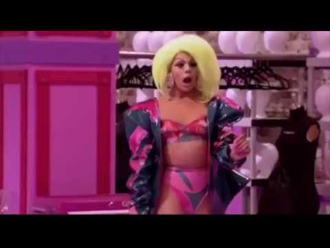 Erotic drag queen exact