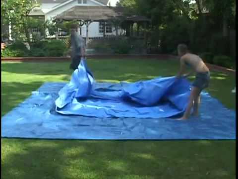 инструкция по установке надувного бассейна Bestway - фото 4
