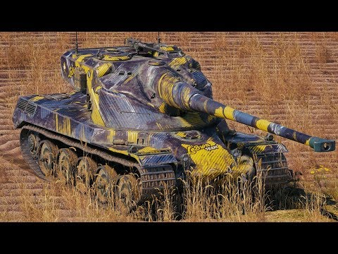 World of Tanks AMX 50 B - 3 Kills 11,2K Damage thumbnail