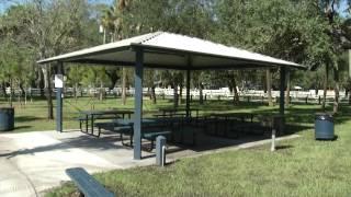 Ballast Point Park Tampa Florida (Vlog Familiar)