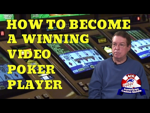 How to Become a Winning Video Poker Player with Video Poker Expert Henry Tamburin
