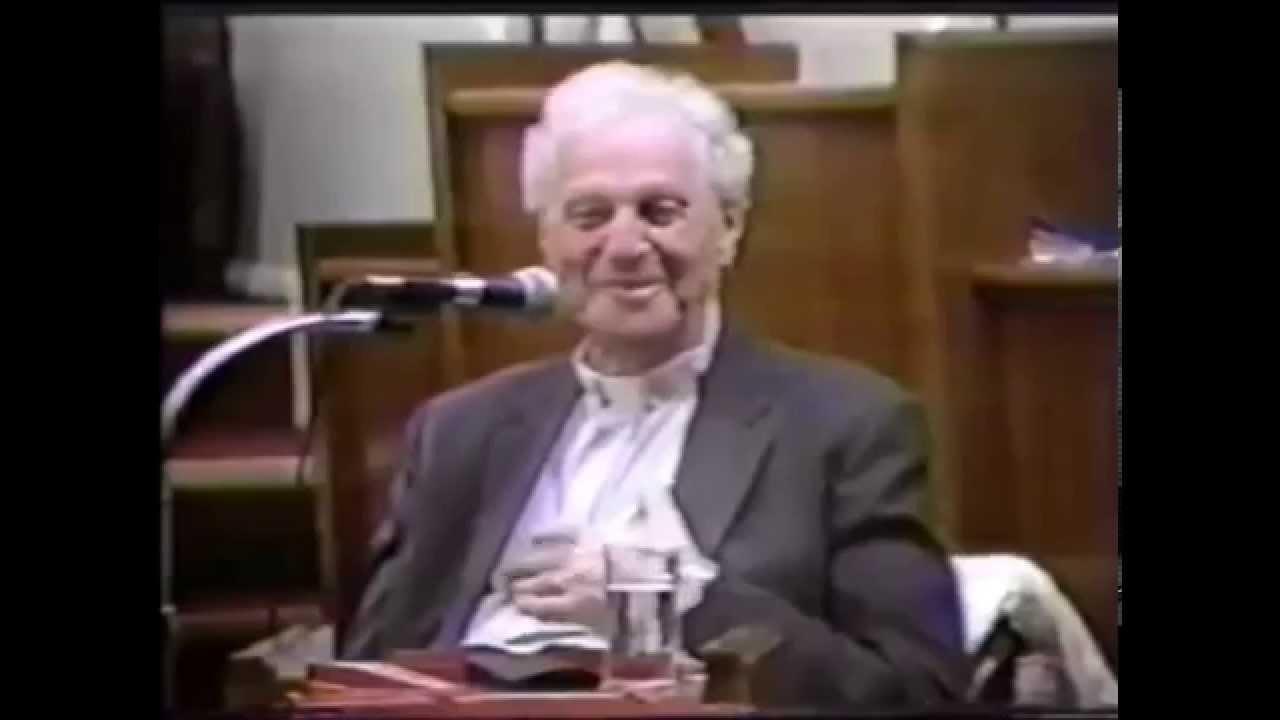 Richard Wurmbrand - Invata-ma sa Fac Voia Ta   Predica Video