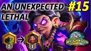 Control Warlock vs Taunt Druid #15