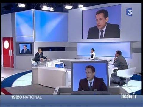 Edition spéciale : interview de Nicolas Sarkozy