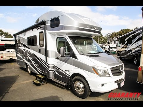 2017 Winnebago Navion 24 G Class C Diesel Motorhome Video Tour • Guaranty.com