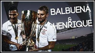 Balbuena e Henrique ► Defensive Skills | 2018 | HD