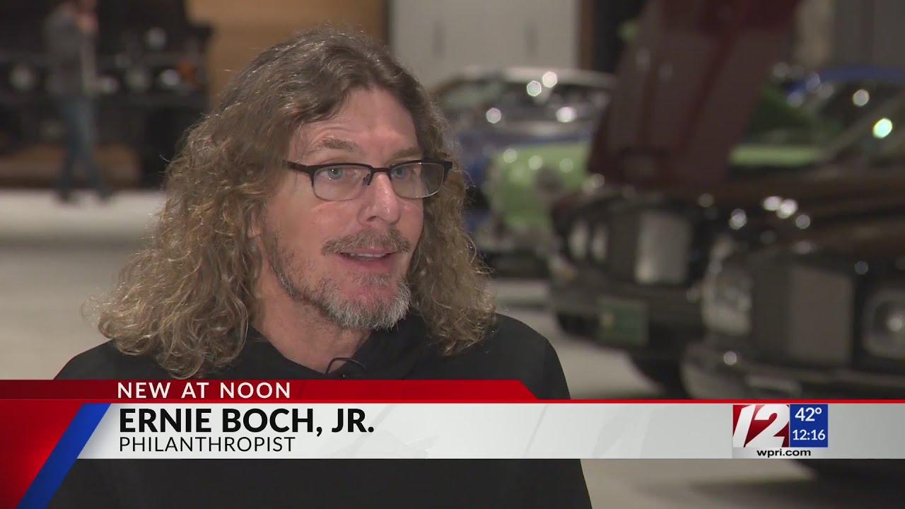 Philanthropist Ernie Boch Jr. leaves $2021 tip at 6 Boston restaurants