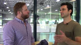 2017 Golden Skate Interview with Patrice Lauzon