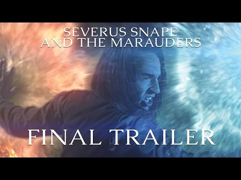 Severus Snape and the Marauders - Trailer 2 - Harry Potter Fan Film
