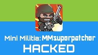 Mini Militia 3.0.136 Hacked- MMsuperPatcher [Live Mod] 2017 (No-Root)
