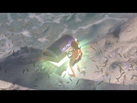 依頼を受けて、ムジュラの仮面をサイハテノ島の全裸の試練に持ち込んでみた