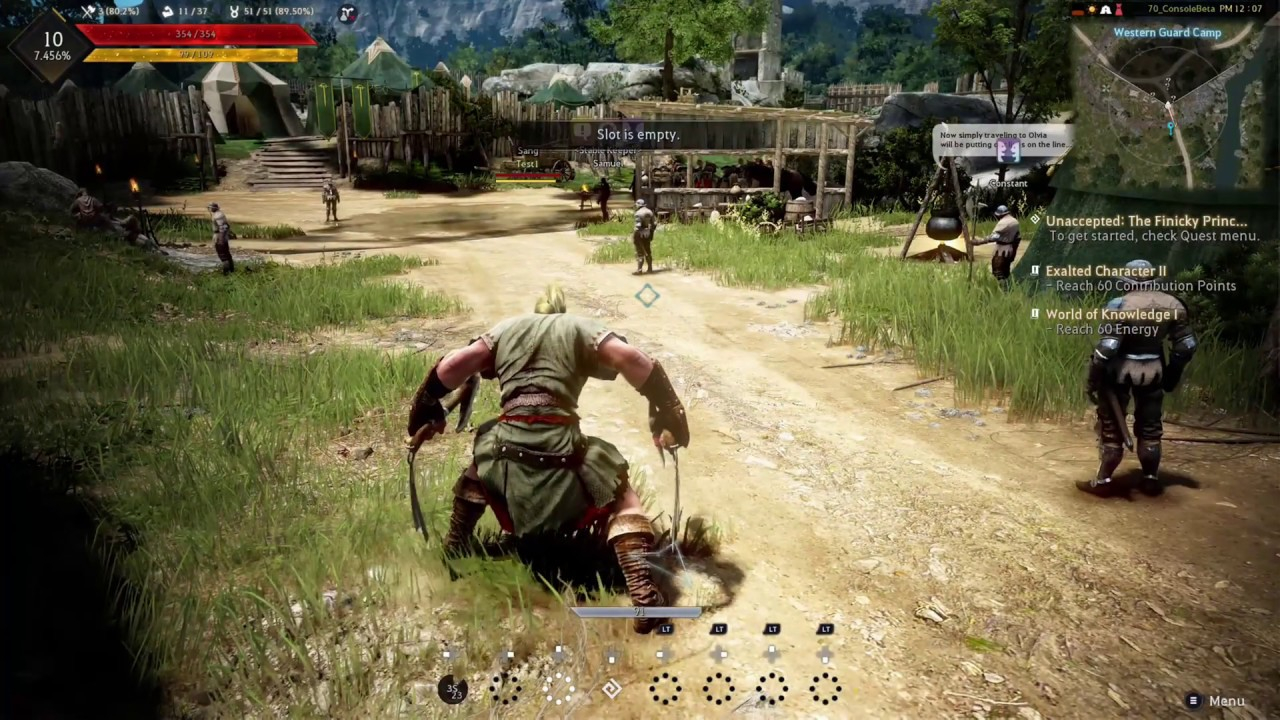 Black Desert: The Archer awakens, Grandpa Cron arrives, and Xbox One