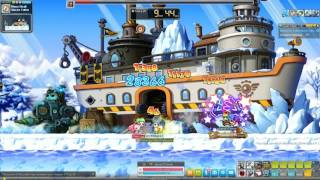 MapleStory V Update - Level 200 in a week - Episode 1 - Level 1 to 100