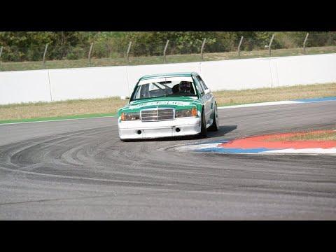 Chris Harris Drives DREAM CAR Mercedes 190E DTM - 11/3 AT 9:00 PM ET ON NBC SPORTS