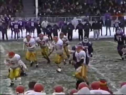 Simpson College Football 1997 Highlight Video Part 4 of 4