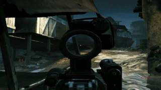 Medal of Honor 2010 PC Gameplay - First In - Mission #1