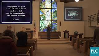 Wednesday Church Service March 17th 2021