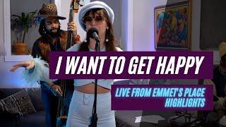 Emmet Cohen w/ Veronica Swift | I Want To Get Happy