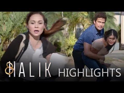 Helen takes Baby CJ away from Jade | Halik