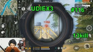 UDiEX3 - Free Fire Highlights#116