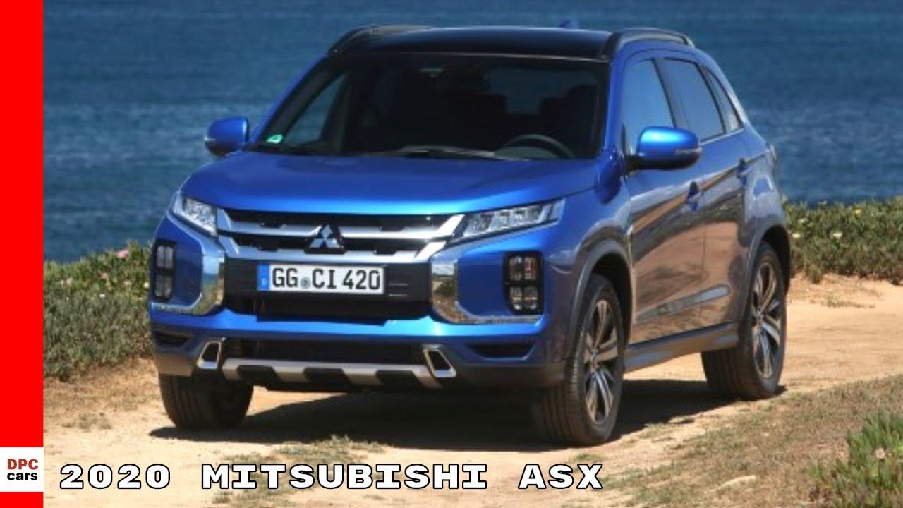 Mitsubishi Asx 2021 Uscita Concept and Review