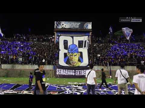 Koreo Semarang Extreme di ultah PSIS ke-85