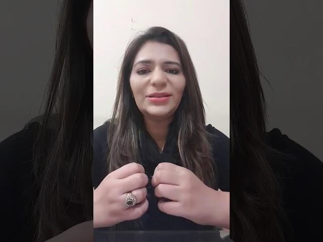 Dr. Uswa Shehbaz - Generalized Anxiety Disorder