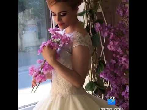 46 The best wedding dresses model code:  g21-x46-KDLF