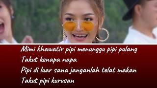 Gambar cover Siti Badriah - Pipi Mimi (lyrics)