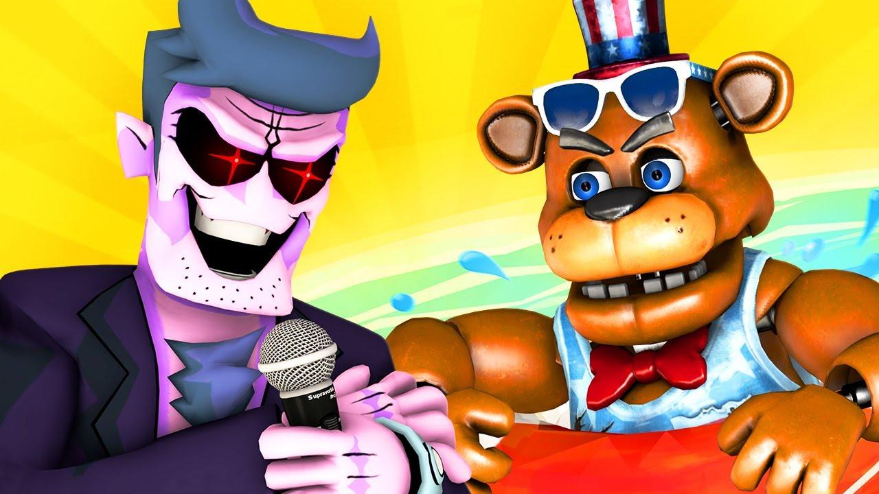Friday Night Funkin' vs FNAF 3: Папочку ПРЕДАЛИ (Анимация 3D Ной Песня Мем Мод Пародия) - скачать с YouTube бесплатно