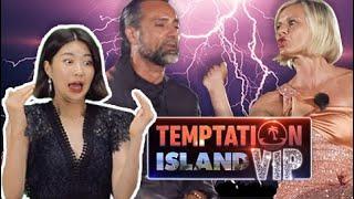 COREANI reagiscono alla TV ITALIANA | Temptation Island