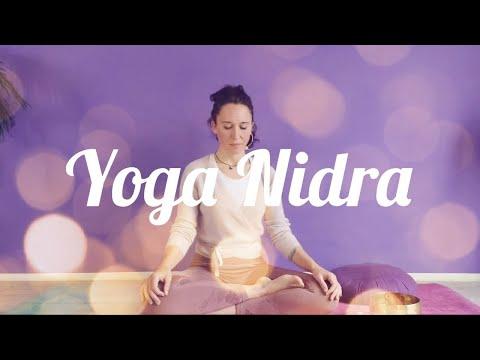 Meditazione Yoga Nidra - Live