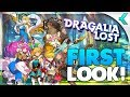 DRAGALIA LOST | Next Big Mobile RPG? First Impressions!!