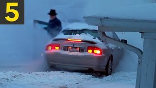 Download Video Top 5 Angry People VS Snow MP3 3GP MP4