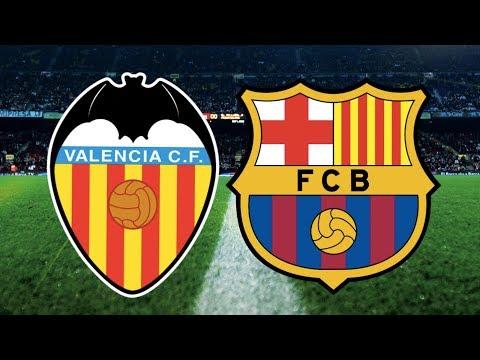 Valencia vs Barcelona, La Liga 2018/19 - MATCH PREVIEW thumbnail