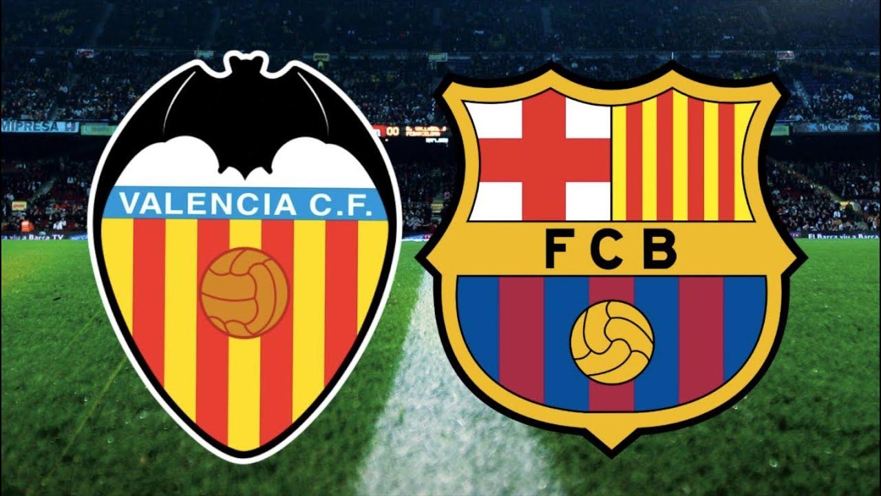 Valencia Vs Barcelona La Liga  Match Preview