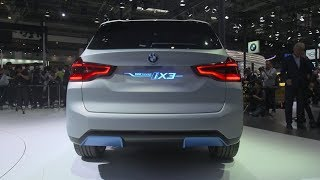 BMW Concept iX3 at the Auto China 2018