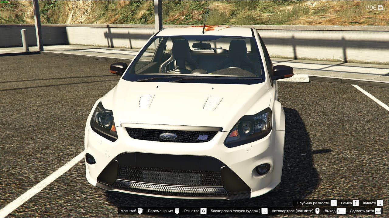 gta 5 2009 ford focus rs youtube. Black Bedroom Furniture Sets. Home Design Ideas