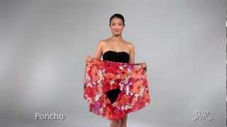 Pirose Fashion 12 Ways - HD Video