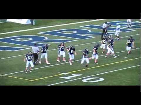 Hayden Messina, # 32,  Harrison High School, Freshman Highlight Video
