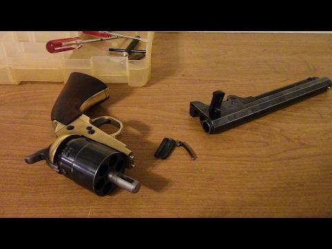 My Pietta Colt Navy vid #1, The Wedge Story