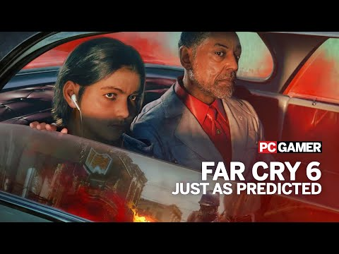 Far Cry 6 Review   PC Gamer