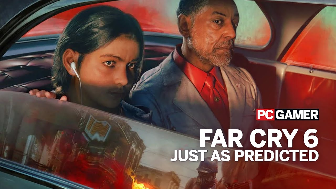 Far Cry 6 Review | PC Gamer