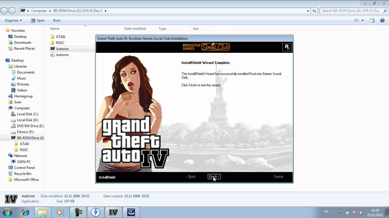 How To Download And Install Gta Iv Youtube