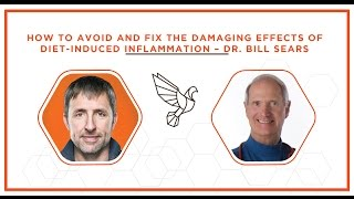 How To Avoid & Fix The Damaging Effects of Diet-Induced Inflammation – Dr. Bill Sears – #397
