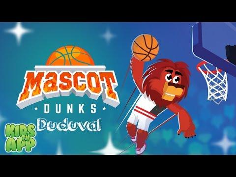 Zsákoljunk kabalafigurákkal II. - Mascot dunks ismét