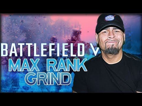 Battlefield V: | Multiplayer Live Stream  | Max Rank Grind! (PS4 PRO) thumbnail